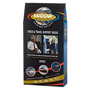 Maxar Graduated Compression Mens Cotton