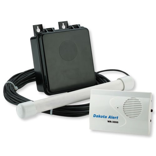 WPA-3000 Wireless Probe Driveway Alert Kit- M...