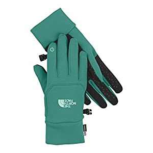 THE NORTH FACE Women's Etip Glove (Large, Fanfare Green)