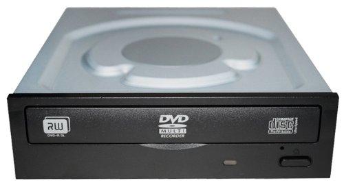 DVD+-R/Rw/Dl/Ram Sata Black IHAS122-14FU
