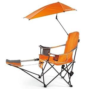 Amazon Com Sport Brella Recliner Chair Firebrick Red