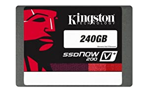 Kingston SSDNow V+200 240GB SATA 3 2.5-Inch Solid State Drive with Adapter KR-S3040-3H