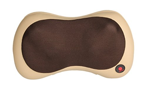 multiple purpose kneading heated massage pillow furniture ch