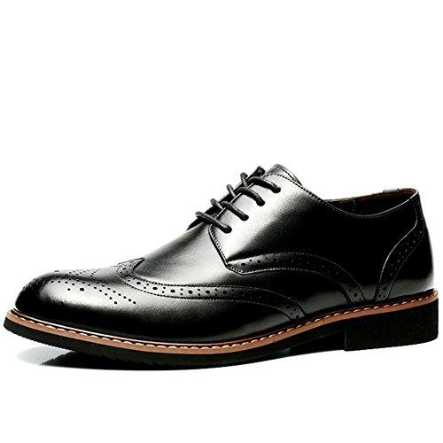 chaussures retro en cuir / Angleterre summer business casual chaussures homme sculpté en chaussures d'été /[rétro en cuir chaussures]