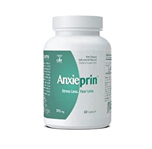 Anxieprin - Natural Stress & Anxiety Relief Supplement