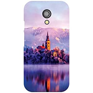 Motorola Moto G (2nd Gen) Back Cover - City Designer Cases