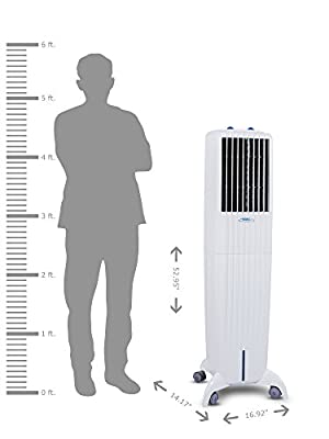 Symphony Diet 50T 50-Litre Air Cooler (White)