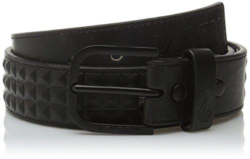 Volcom cintura da uomo Draft Belt, New Black, 38, D5921601NBK