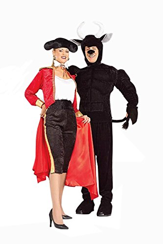 forum novelties womens totally twosomes lady matador costume multi standard