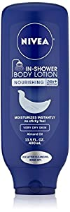 Nivea Body In Shower Lotion Rich 400ml(dry skin)