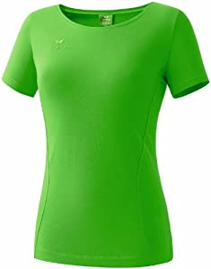 erima Damen T-Shirt Style, green, 34, 208231