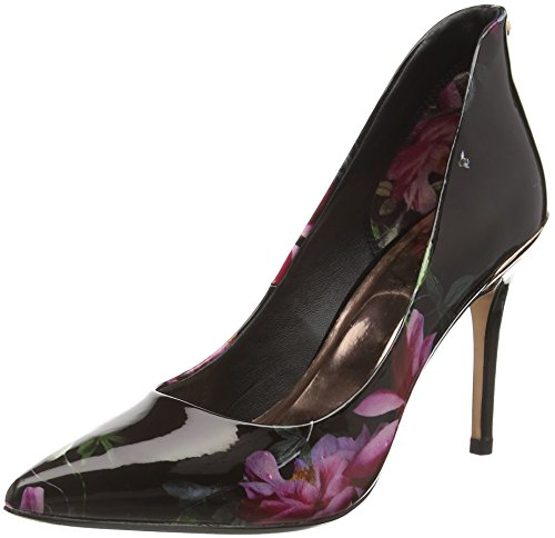 Ted BakerSavei - Scarpe con Tacco donna , Multicolore (Multicolor (Citrus Bloom)), 36 2/3