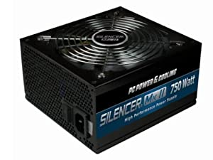 GC Power and Cooling PPC Silencer 750W MKII
