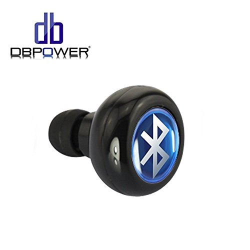 Dbpower® Rechargeable Li-On Battery Wireless Stereo Bluetooth Earphone Music Dreaming Headphone For Mobile Cell Phone Laptop Tablet (Working Distance Range:10M)