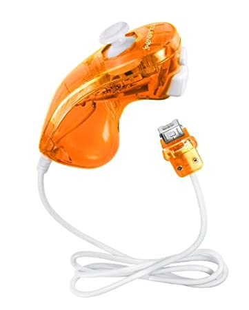 Rock Candy Wii Control Stick - Orange
