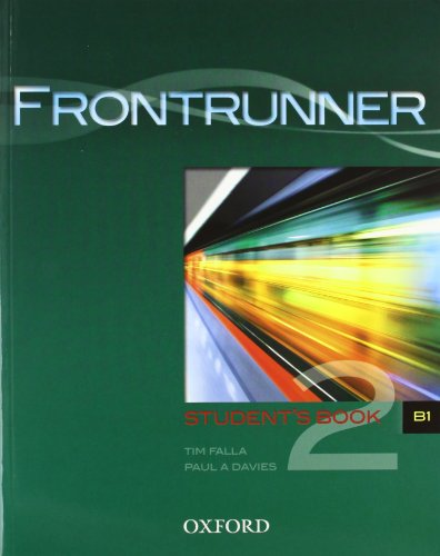 Frontrunner 2: Student's Book with Multi-ROM Pack
