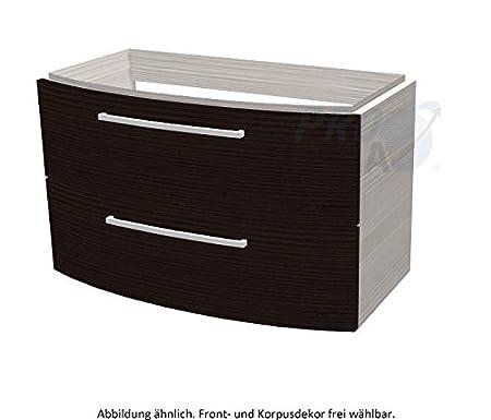 Pelipal Lunic-Mobiletto per lavabo (Lu wtus 02) Mobile da bagno/Comfort N/80cm