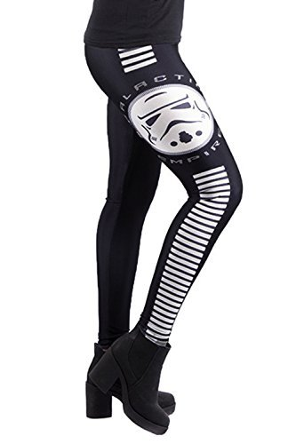 Star Wars -  Leggings  - Donna Galactic Empire