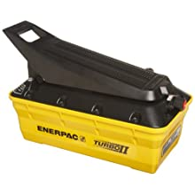 Enerpac PATG-1102N 2 Liter Turbo II Air Hydraulic Pump with 3 Way Treadle