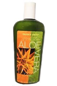 Trader Joe's 99% Pure Aloe Vera Gel
