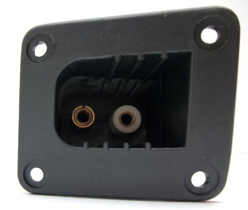 EZGO Golf Cart PowerWise Charger Receptacle Only | Electric Golf Cart Parts (Golf Cart Battery Charger Parts compare prices)