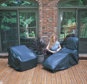 Outdoor Furniture Covers - Patio Furniture Covers from Bright Star Creations