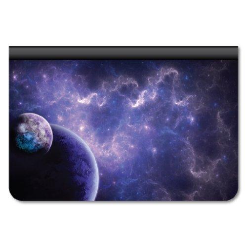 Ipad Mini Case - Purple Galaxy front-209304