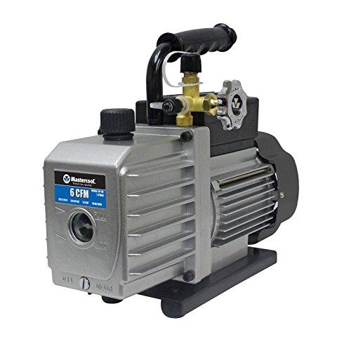 [해외]Mastercool 90066-2V-110-B 2 단계, 6 CFM 듀얼 전압 진공 펌프/Mastercool 90066-2V-110-B 2 Stage, 6 CFM Dual Voltage Vacuum Pump