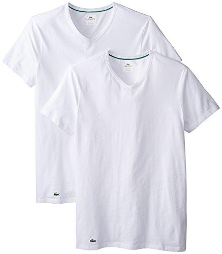 lacoste-mens-2-pack-colours-cotton-stretch-v-neck-t-shirt-white-medium