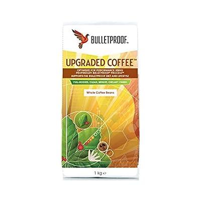 Bulk Bulletproof Upgraded Coffee Whole Bean - 1KG