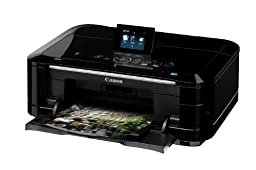 Canon PIXMA MG6120 Wireless Inkjet Photo All-in-One Printer (4503B002)