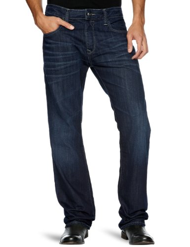 Duck And Cover Boxsir Men's Jeans Carlos 4D W36INxL30IN