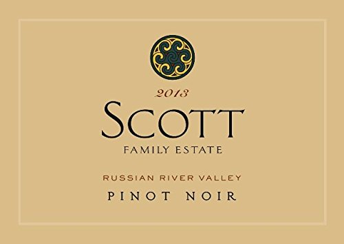 2013 Scott Family Estate Russian River Valley Pinot Noir 750 Ml