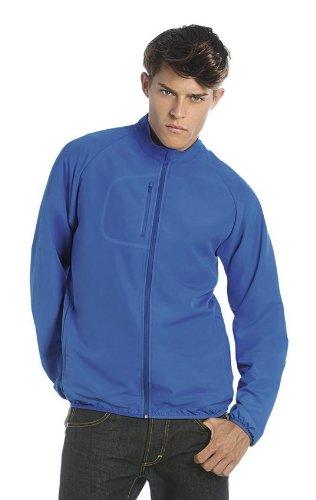 B&C Men's Dynamic Jacket-Black-sizeS