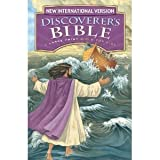 img - for NIV Discoverer's Bible, Revised Edition [Large Print, Deluxe Edition] [Hardcover] book / textbook / text book