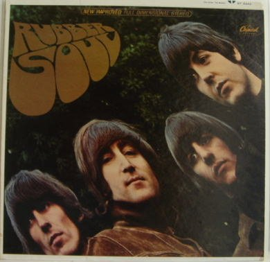 Beatles - Rubber Soul  Capitol Stereo - Zortam Music
