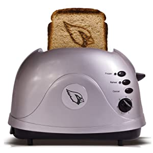 NFL Arizona Cardinals Protoast Team Logo Toaster