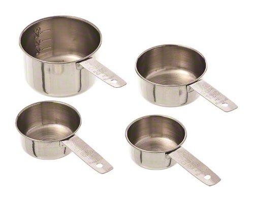 Browne (1190MC) Set of 4 Stainless Steel Measuring Cups