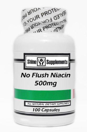 No Flush Niacin 500