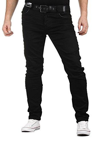 Cipo & Baxx Herren Jeans Denim Slim Fit (W32/L32)