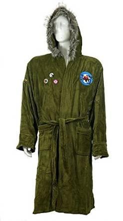 The Jam - Fish Tail Parka Bath Robe