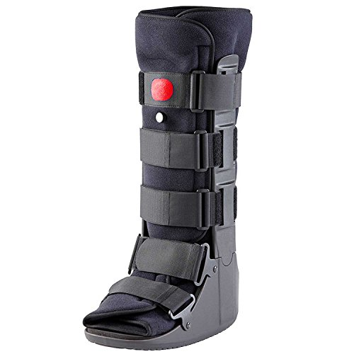 United Surgical Air Cam Walker Fracture Boot Red Medium (United Surgical compare prices)