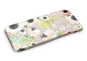 Cover Affair Flowers / Floral Printed Back Cover Case for Apple iPhone 7