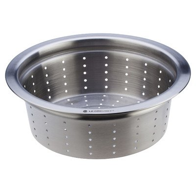 Le Creuset Stainless Steel Steamer Basket