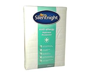 Silentnight Anti-Allergy Mattress Protector, Single