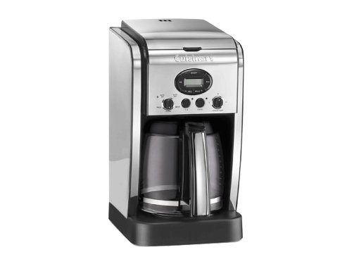 Buy Cuisinart DCC-2600 Brew Central 14-Cup Programmable Coffeemaker with Glass Carafe at Coffee ...