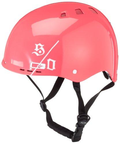 Smith Skihelm Holt Park, shocking pink one percenter, L