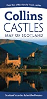 Collins Castles Map of Scotland