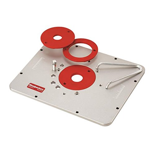 Woodpeckers Precision Woodworking Tools AI690890 Router Mounting Plate (Cast Router Table compare prices)