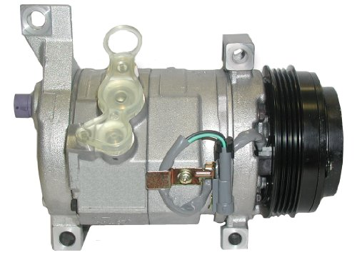 ACDelco 15-21177 GM Original Equipment Air Conditioning Compressor